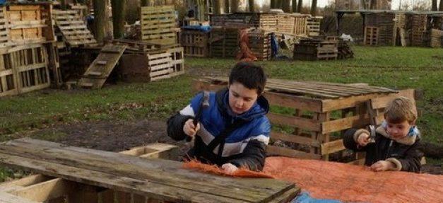 Jeugdland Hoofddorp, al jaren de ideale plek voor kinderen