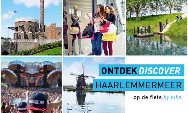 Download het fietsrouteboekje van de Haarlemmermeer