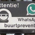 WhatsApp buurtpreventiegroep starten