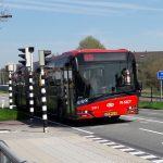Connexxion Bus 397 Nieuw Vennep – Amsterdam Elandsgracht