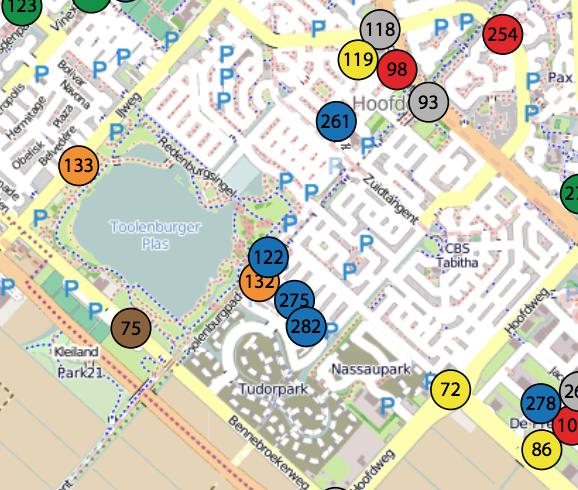 Toolenburg verkeersknelpunten? Praat mee.