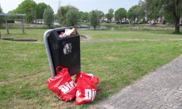 Melding openbare ruimte –  gebruik de website