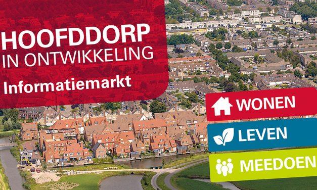 Informatiemarkt Hoofddorp 23 juni
