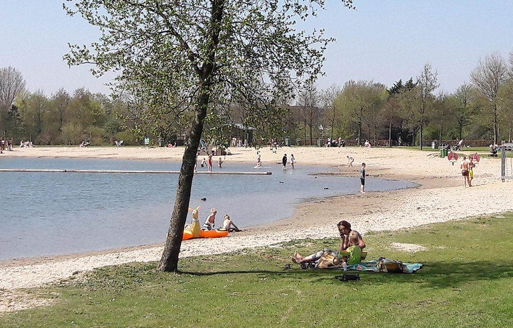 Stranden Nederland; de leukste en mooiste stranden met kinderen per provincie; Toolenburgseplas- Mamaliefde.nl