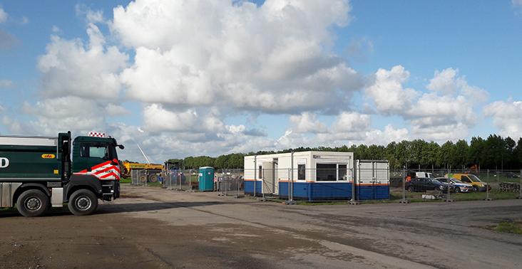 Lincolnpark fase 1 ontwikkeling gestart augustus 2018