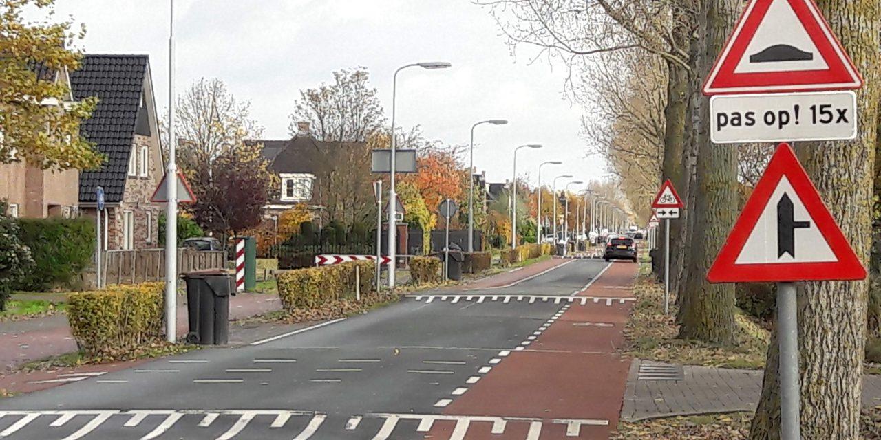 Verkeersbesluit aanpassingen Hoofddorp – IJweg