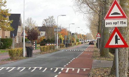 Vanaf 1 april tot 6 april zal de IJweg gedeeltelijk worden afgesloten voor doorgaand verkeer.