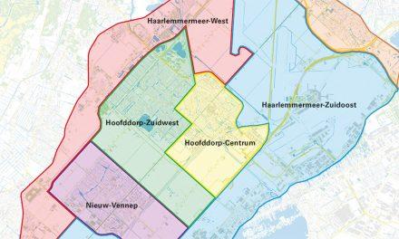 Gemeente Haarlemmermeer gaat gebiedsgericht werken