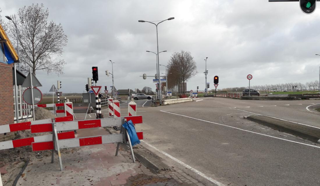 Verkeersbesluit – Bennebroekerweg, brug over de Hoofdvaart