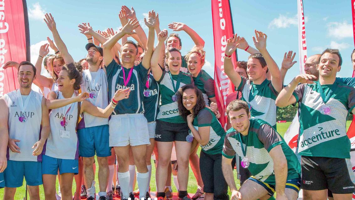 Corporate Games naar Hoofddorp in 2019
