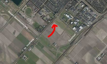 Bouw Hoofdvaart College, Praktijkschool De Linie en sporthal in Lincolnpark
