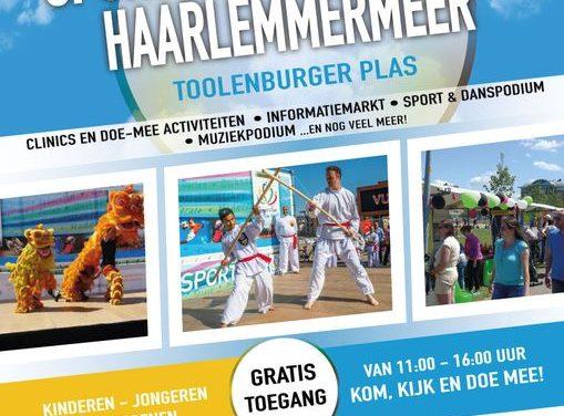 Sport- En CultuurFair Haarlemmermeer